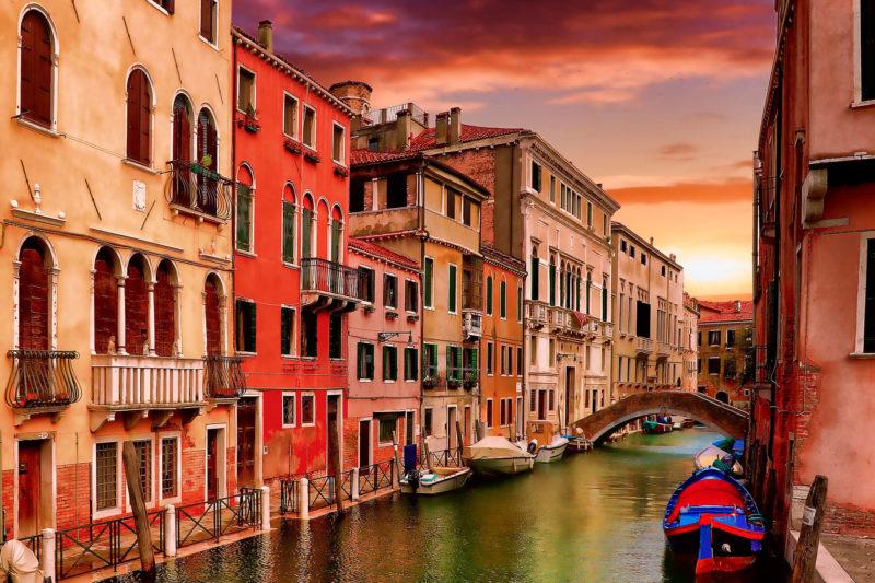 10 motivi per i quali Venezia è la città più bella del mondo