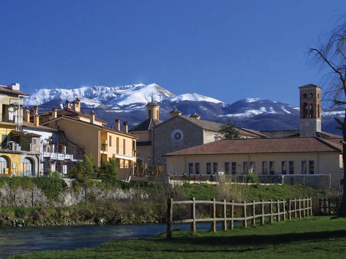 56 - Il Cammino di San Francesco nella Valle Santa