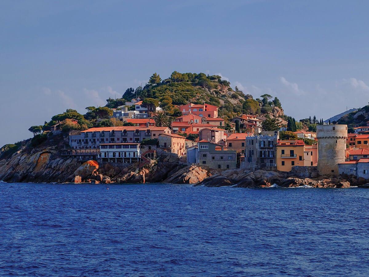 98 - L'Isola d'Elba e le residenze di Napoleone